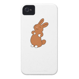 Brown Bunny Case-Mate iPhone 4 Case