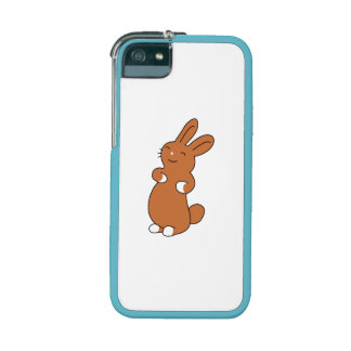 Brown Bunny iPhone 5/5S Covers