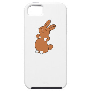 Brown Bunny iPhone 5 Case