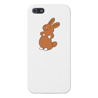 Brown Bunny iPhone 5 Covers