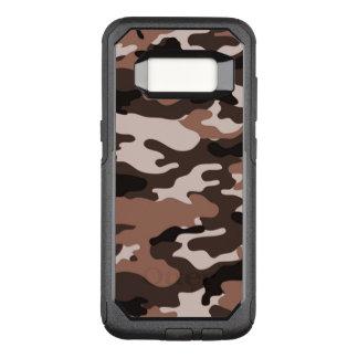 Brown Camouflage OtterBox Samsung Galaxy S8 Case