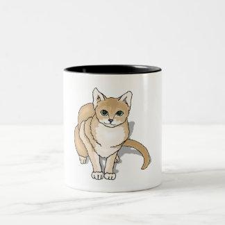 Brown Cat Mug