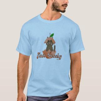 Brown Cat Peach Just Peachy T-Shirt