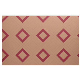 Brown cell fabric