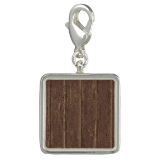Brown Clapboard Charms