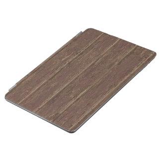 Brown Clapboard iPad Air Cover