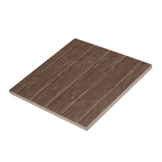 Brown Clapboard Tile