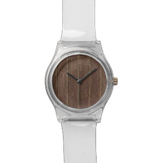 Brown Clapboard Watches