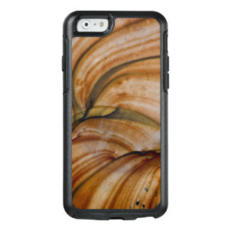 Brown colored Deschutes Jasper OtterBox iPhone 6/6s Case