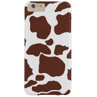 Brown Cow skin | iPhone 6 Plus Case