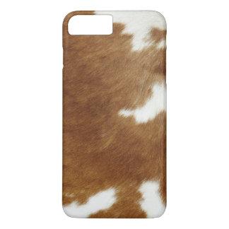 Brown Cowhide Print Case-Mate iPhone Case