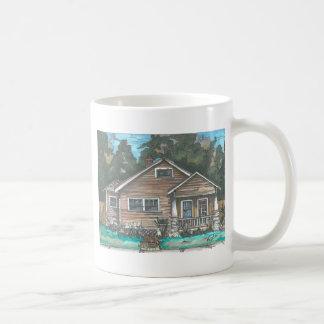 Brown Craftsman Coffee Mug