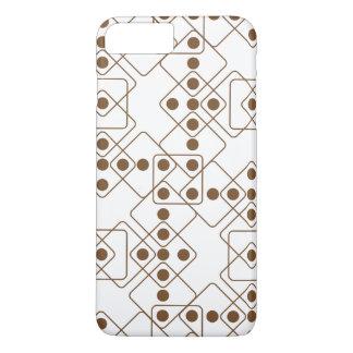 Brown Dice iPhone 7 Plus Case