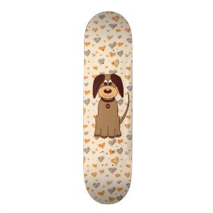 Brown Dog Skateboard
