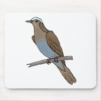 Brown Dove Mousepads