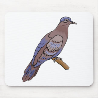 Brown Dove Mousepad