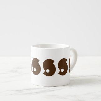 Brown Espresso Cup