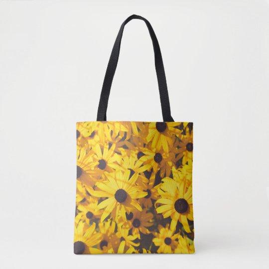 Brown-eyed Susans Tote Bag