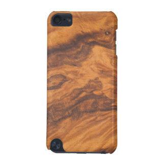 Brown Faux Wood Background No.3 iPod Touch (5th Generation) Cover