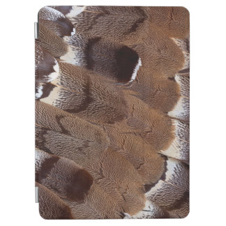 Brown Feather Design iPad Air Cover