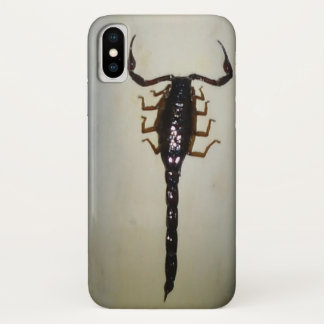 BROWN FLORIDIAN SCORPION Case-Mate iPhone CASE