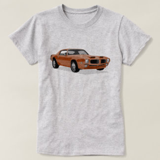 Brown Formula Bird T-Shirt