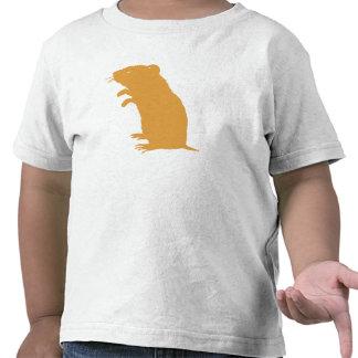 Brown Gerbil T-shirts