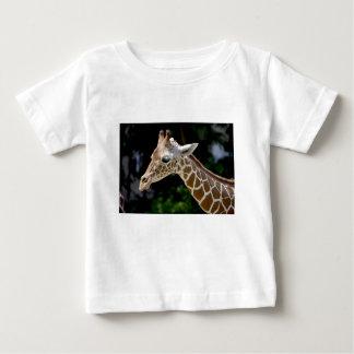 Brown Giraffe during Daytime Baby T-Shirt