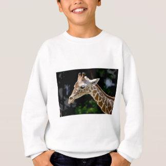 Brown Giraffe during Daytime Sweatshirt