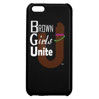 Brown Girls UNITE Cell Phone Case iPhone 5C Covers