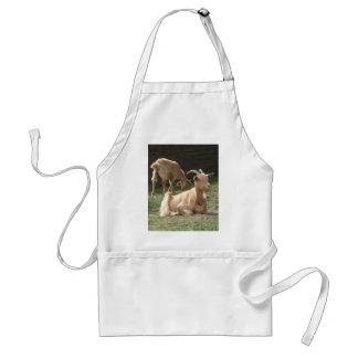 Brown Goat Standard Apron