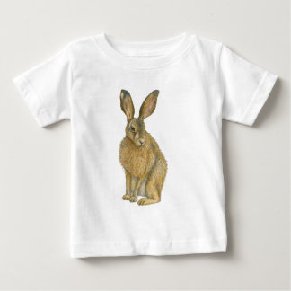 Brown Hare Baby T-Shirt