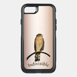 Brown Hawk Indivisible OtterBox iPhone 8/7 Case