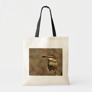 Brown-headed Nuthatch tote