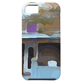 Brown House in Key West Case For The iPhone 5