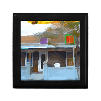 Brown House in Key West Gift Box