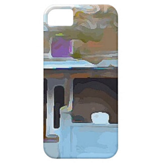 Brown House in Key West iPhone 5 Cover