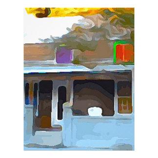 Brown House in Key West Letterhead
