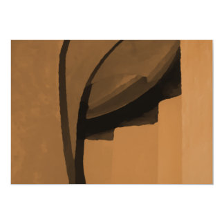 Brown industrial style abstract. announcements