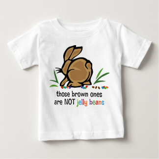 Brown Jelly Beans Baby T-Shirt