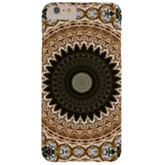 Brown Kaleidoscope | Barely There iPhone 6 Plus Case