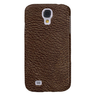 Brown Leather Texture Pattern