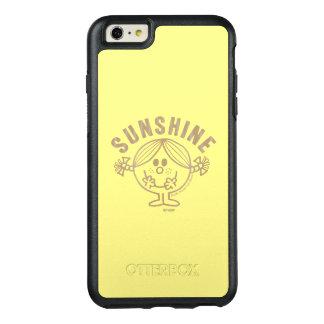Brown Little Miss Sunshine OtterBox iPhone 6/6s Plus Case