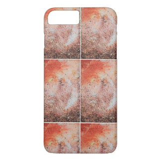 Brown marble Apple iPhone 7 Plus, Barely There Case-Mate iPhone Case