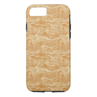 Brown marble Apple iPhone 8/7, Tough Case-Mate iPhone Case