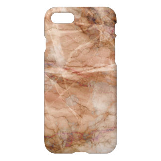 Brown marble iphone 8 case