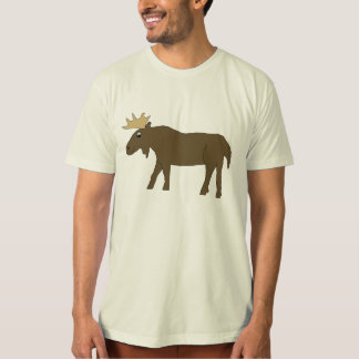 Brown Moose apparel T-Shirt