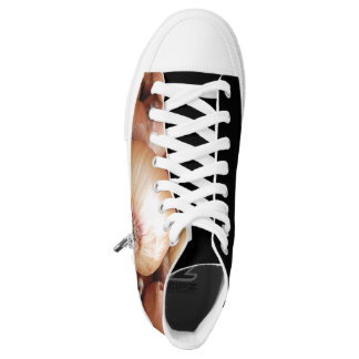 Brown Onions High Tops