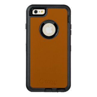 Brown Otterbox Defender iPhone 6/6s PLUS Case