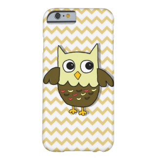 Brown owl barely there iPhone 6 case